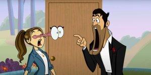 Lucifer - Episodio animato