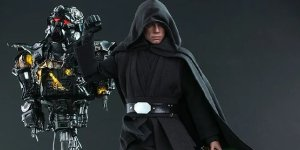 Mandalorian Luke Skywalker