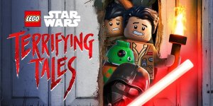 LEGO Star Wars Racconti Spaventosi poster