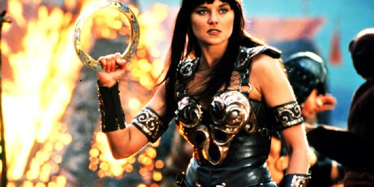 lucy lawless star wars
