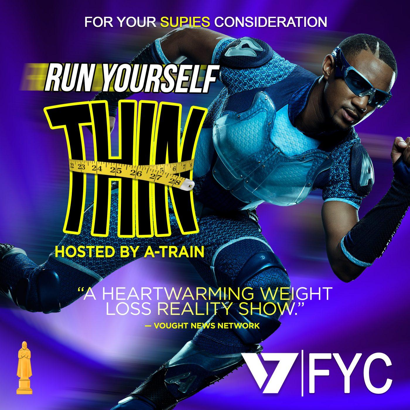 run yourself thin