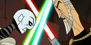 Star Wars Asajj Ventress