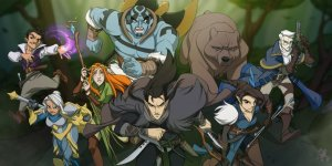 Dungeons & Dragons The Legend of Vox Machina