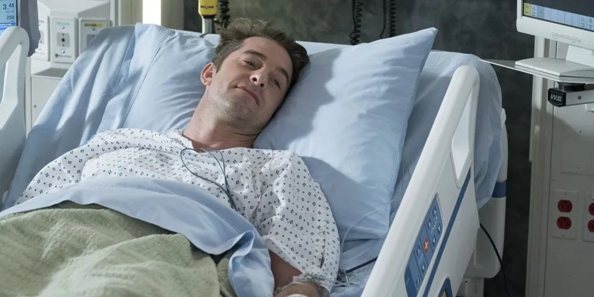 Scott Speedman - Grey's Anatomy