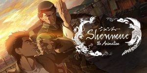 shenmue trailer anime