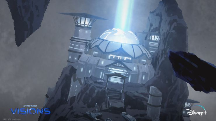 star wars visions concept