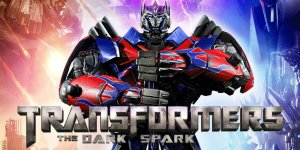 Transformers The Dark Spark banner