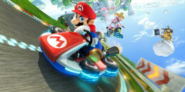 La notizia della settimana - Un bundle con Mario Kart 8 per Wii U banner