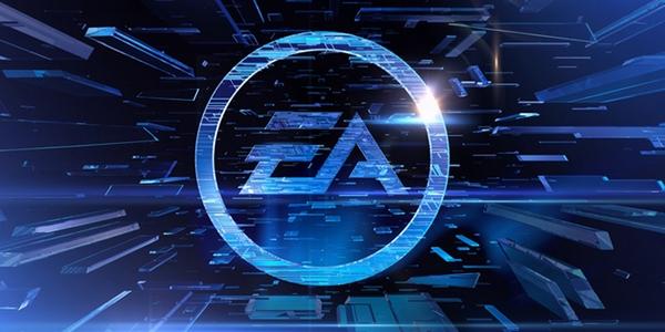 EA Electronic Arts banner