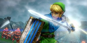 Hyrule Warriors banner