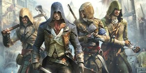 Assassin's Creed Unity banner