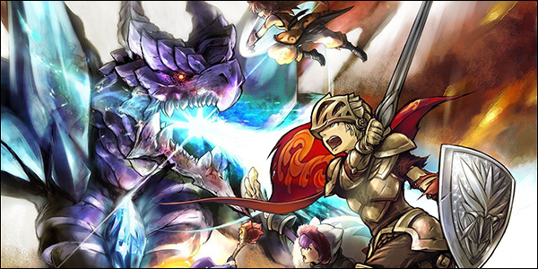 Final Fantasy Explorers banner