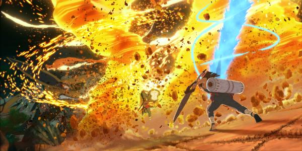 Naruto Shippuden: Ultimate Ninja Storm 4 banner