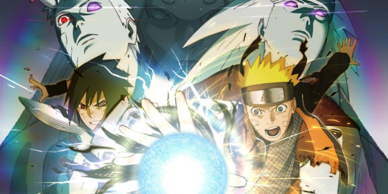 Naruto Shippuden: Ultimate Ninja Storm 4 megaslide