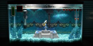 The Legend of Zelda acquario banner