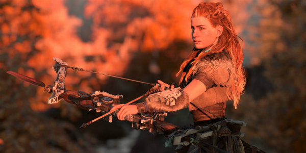 Horizon Zero Dawn banner