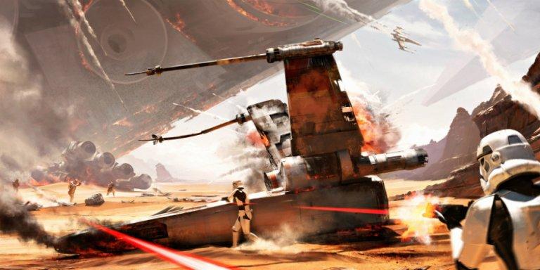 Luoghi Star Wars Battlefront megaslide