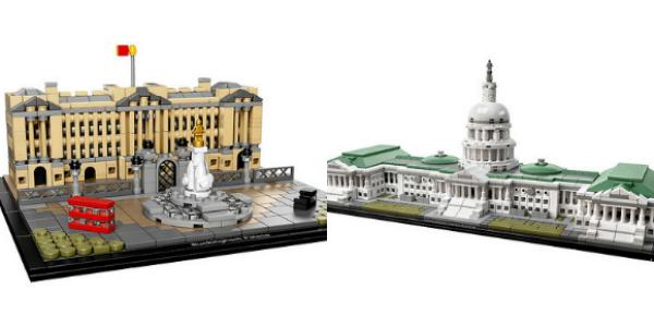 Banner LEGO Architecture 2016