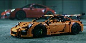 Banner LEGO Porsche