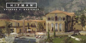 Hitman Sapienza banner