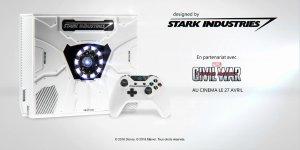 Xbox One Stark Industries banner