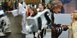 Banner Star Wars Cosplay