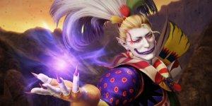 Dissidia Final Fantasy Kefka banner