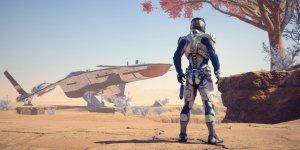 Mass Effect: Andromeda megaslide