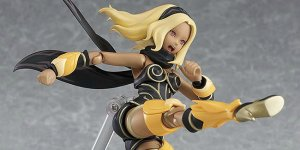Banner Gravity Rush 2 Action Figure