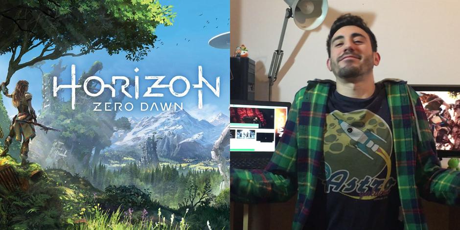 Horizon Zero Dawn videorecensione megaslide