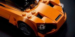Banner LEGO Speed Champions McLaren 720 S