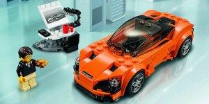 Banner LEGO Speed Champions McLaren 720S