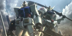 Gundam Versus banner