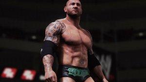 WWE 2K18 banner scheda