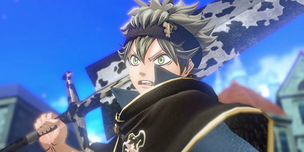 Black Clover: Quartet Knights banner