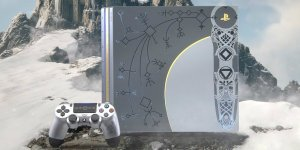 God of War PlayStation 4 edizione limitata banner