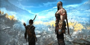 God of War megaslide