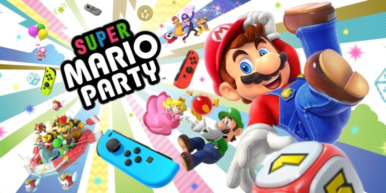 Super Mario Party megaslide