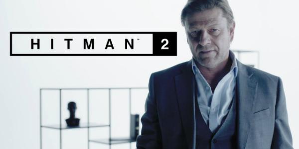 Hitman 2 Sean Bean banner