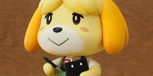 Animal Crossing: New Leaf Fuffi Nendoroid banner