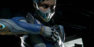Mortal Kombat 11 Frost banner