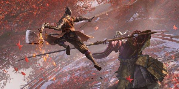 Sekiro: Shadows Die Twice banner