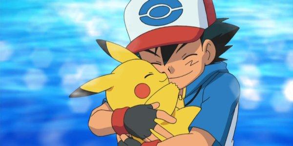 Pokémon Pikachu Ash megaslide