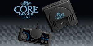PC Engine CoreGrafx mini banner