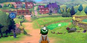 Pokémon Spada Pokémon Scudo banner