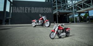 LEGO Harley-Davidson banner