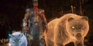 Mortal Kombat 11 Nightwolf banner