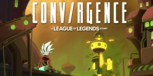 CONV/RGENCE: A League of Legends Story banner