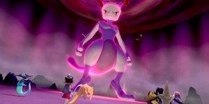 Mewtwo Pokémon Spada e Scudo