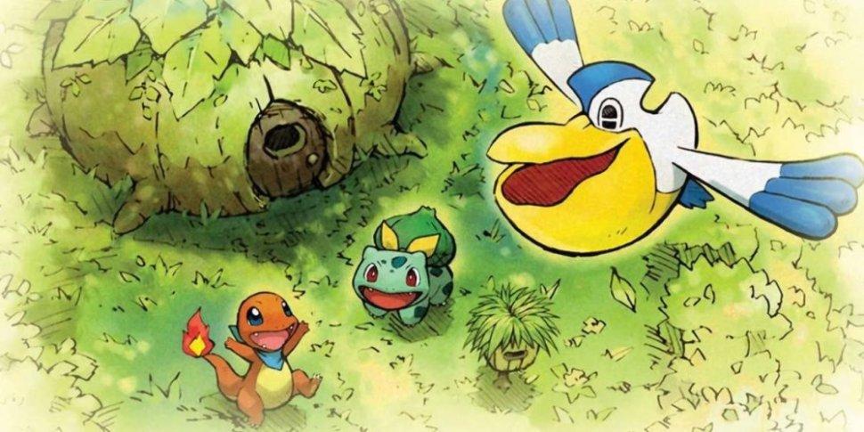 Pokémon Mystery Dungeon Squadra di Soccorso DX banner